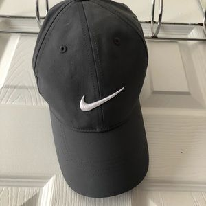 Gray Nike Golf Hat